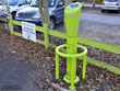 Charging Point for Electric Vehicles at RHS Garden Wisley